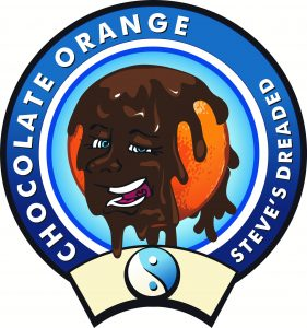 steve's dreaded chocolate orange ale