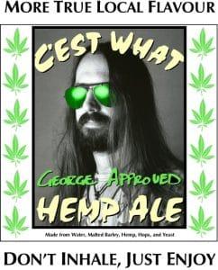 homegrown hemp ale