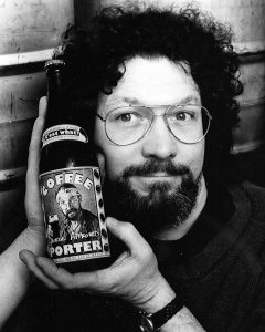 Al with coffee porter
